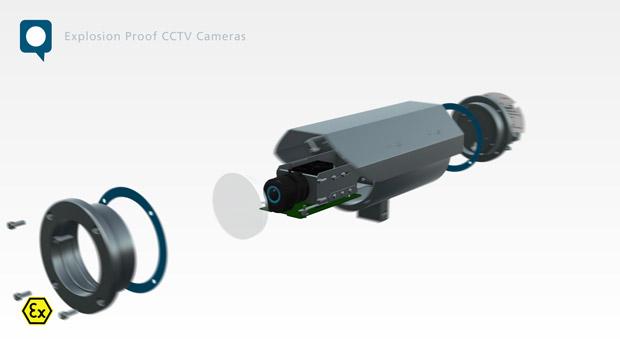 Vorschaubild: Samcon – Explosionssichere Kamerasysteme