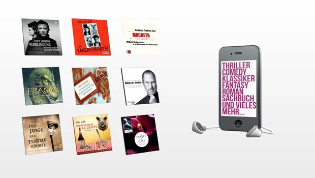 Vorschaubild: Audible – Hörbücher zum Download