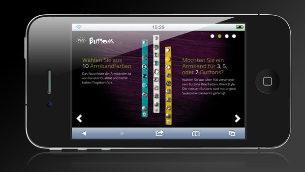 Vorschaubild: Pees GmbH – Pees Buttons