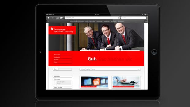 Vorschaubild: Sparkassen Consulting GmbH