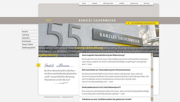 Salvermoser-Startseite