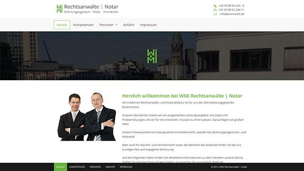 Vorschaubild: WMI Rechtsanwälte