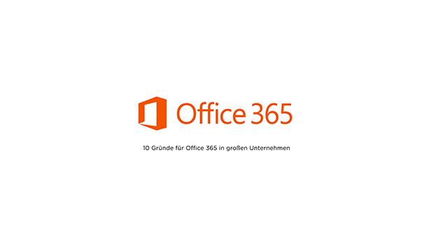 Vorschaubild: 10 Gründe für Office 365