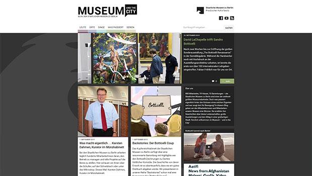 Vorschaubild: Museum and the City