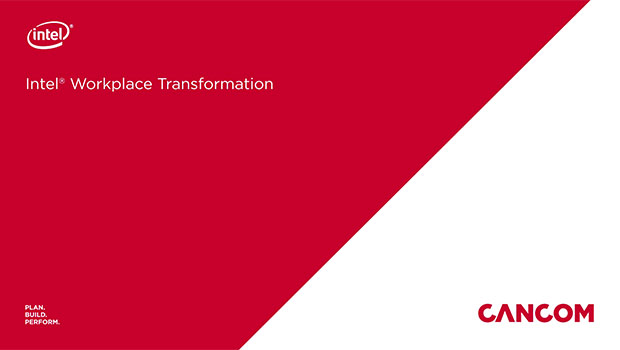 Vorschaubild: CANCOM – Intel Workplace Transformation